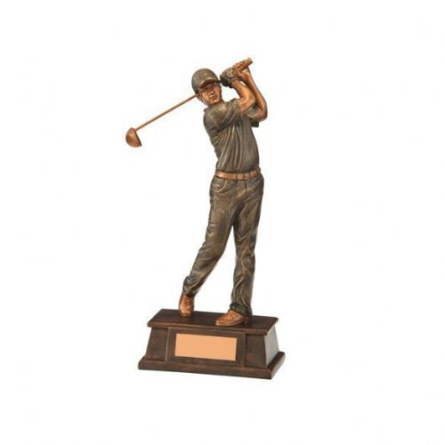 The Classical Male Golf Award 160mm